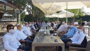 Aliağa'da Cumhur İttifakı buluşması