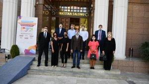 Ankara Büyükşehir Belediyesinden işitme engellilere anlamlı destek