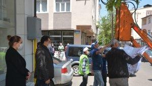 Ardahan'da trafiğin 'tek yön' çözümü