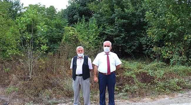 Arsasını Türkiye Diyanet Vakfına bağışladı