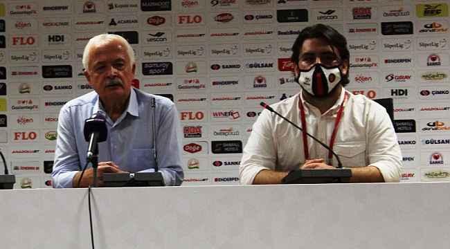 """Atılay Canel: """"Futbolcularımız iyi bir mücadele örneği gösterdi"""""""