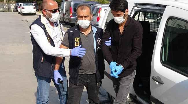 ATM dolandırıcılığı zanlısı tutuklandı