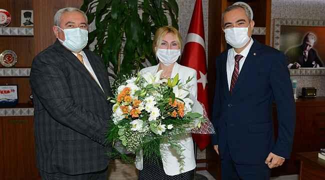 """ATSO Başkanı Çetin: """" AÜ ile her konuda işbirliği halindeyiz."""""""