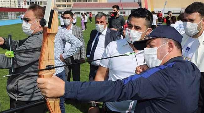 Avrupa Spor Haftası, Nevşehir'de çeşitli etkinliklerle kutlanıyor