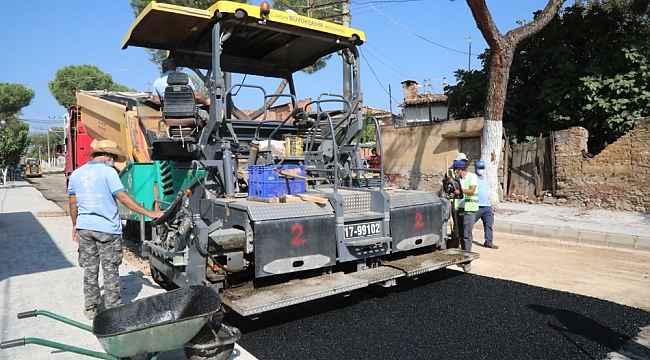 Aydın Büyükşehir Belediyesi konforlu ve güvenli yollar için çalışmalarını sürdürüyor
