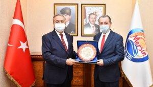 """Aydın Maruf: """"Ziyaret Türkiye-Irak ilişkilerine önemli katkı sağlayacak"""""""