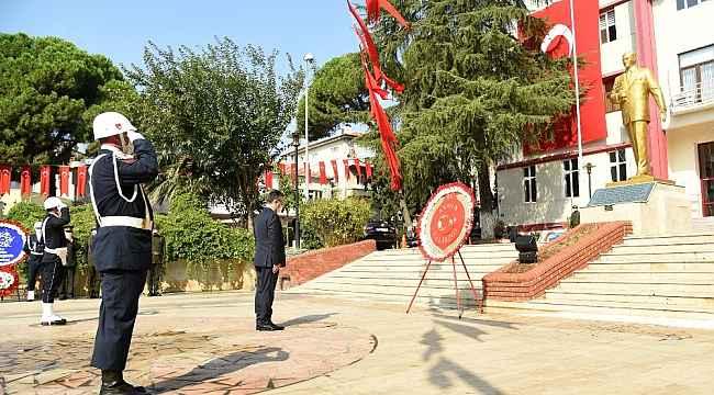 Aydın'da 'Gaziler Günü' kutlandı