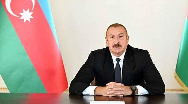 Azerbaycan Cumhurbaşkanı Aliyev: