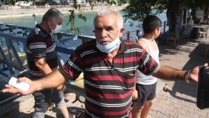 Oğlu üzerine ateş açıp sopayla dövdü, baba isyan etti: