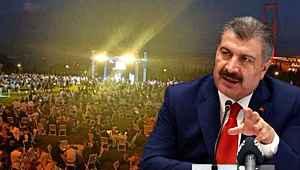 Bakan Koca'ya 1500 kişilik düğün yapan AK Partili vekil soruldu, cevabı ders niteliğindeydi