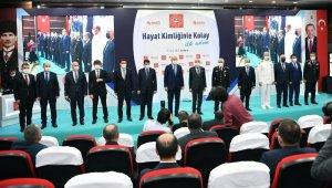 """Bakan Soylu: """"21 Eylül itibarıyla sürücü belgeleri kimlik kartlarına ücretsiz yüklenecek"""""""