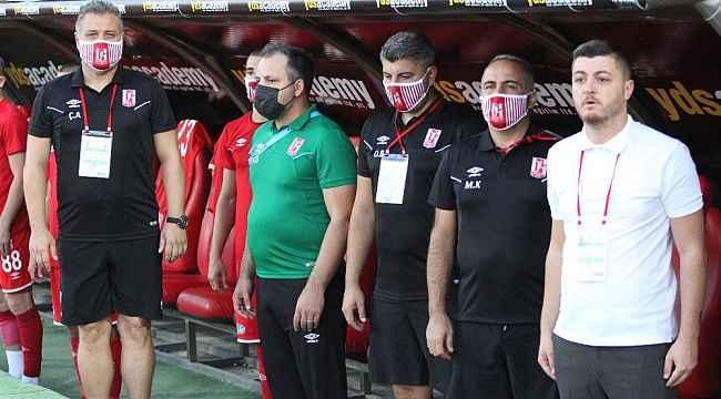 Balıkesirspor'da Ayberk Kaygısız iki maç men cezası aldı