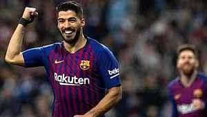 Barcelonalı Luis Suarez, Atletico Madrid'e transfer oluyor