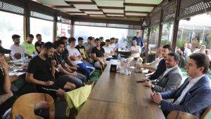 Başkan Arı, Nevşehir Belediyespor'a başarılar diledi