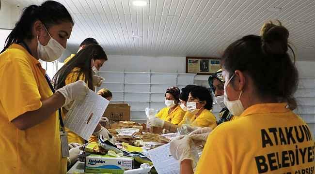 Başkan Cemil Deveci işitme engellileri unutmadı