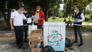 """Başkan Demirtaş: """"En güzel temizlik çevreyi kirletmemektir"""""""