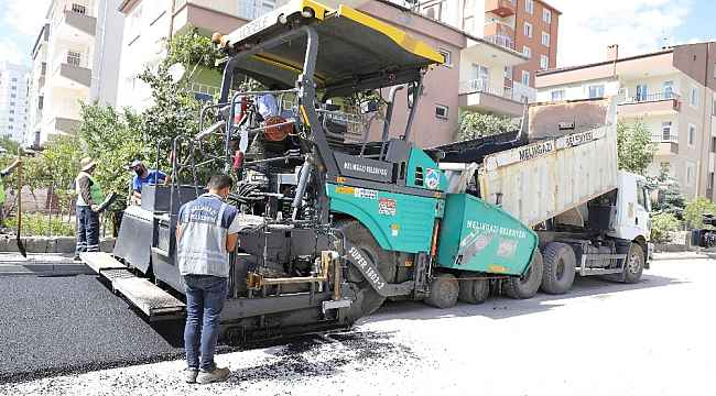 """Başkan Dr. Palancıoğlu, """"Keykubat Mahallesi adeta yenileniyor"""""""
