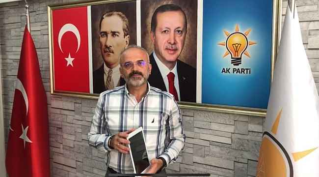 Başkan Elbir, tablet kampanyasında 'Ben de varım' dedi