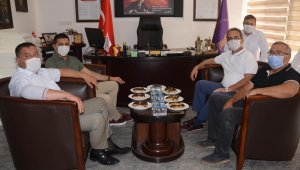 Başkan Günel, milletvekilleriyle birlikte sivil toplum kuruluşlarının sorunlarını dinledi