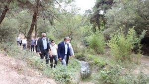 Başkan Şayir düzenleme çalışmalarını yakından inceledi