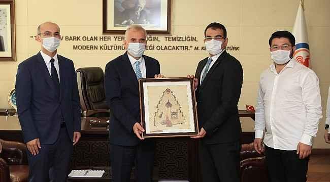 Başkan Zolan, Ankara'daki Denizlilileri ağırladı