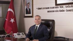 """Başkan Zolan: """"Bu vatan şehit ve gazilerin en kutsal emanetidir"""""""