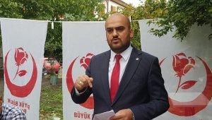 BBP İl Başkanı Kıraç'tan idam çağrısı