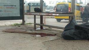 Belediye otobüsünde maske kavgasında kan aktı - Bursa Haberleri