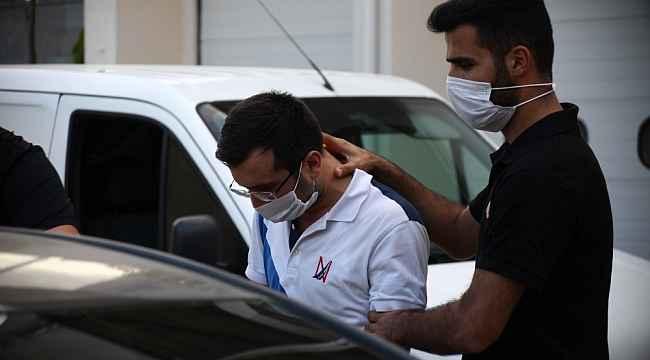 Belediyeyi zarara uğrattığı iddia edilen şahıs 15 ay sonra teslim oldu