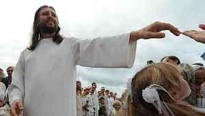 Ben İsa Peygamber'im dedi, gözaltına alındı
