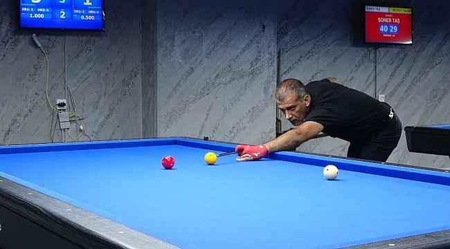Bilardo tutkunları bu turnuvada buluştu - Bursa Haberleri