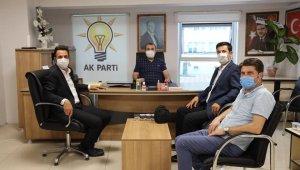 Bilecik İl Tarım ve Orman Müdürü Yoldaş'tan, Başkan Soydan'a ziyaret