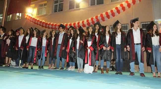 Burhaniye'de Celal Toraman'da büyük başarı