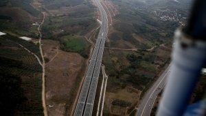 Bursa'da jandarmadan helikopterli trafik denetimi - Bursa Haberleri