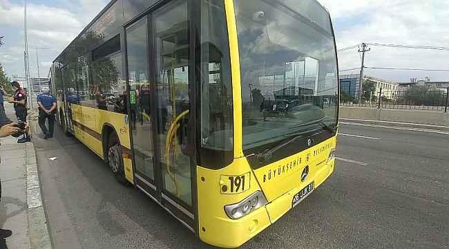 Bursa'da maske yüzünden tartıştığı yolcuyu bıçaklayan şoför tutuklandı