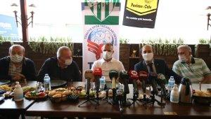 Bursaspor Teknik Direktörü Mustafa Er'den çok önemli açıklamalar - Bursa Haberleri