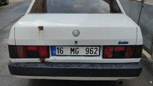 Çaldığı araçla gezerken yakalandı - Bursa Haberleri