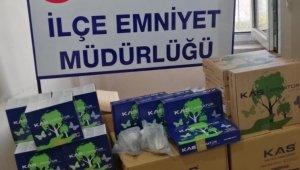 Çaldıkları musluk bataryalarını satan 2 kişi yakalandı