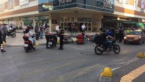 Çankırı'da motosikletlilere ceza yağdı