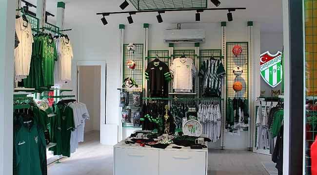 Çarşambaspor Store açıldı