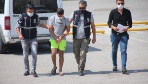 Cinayet zanlısı Bodrum'da yakalandı