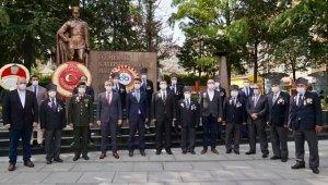 Çorlu'da Gaziler Günü kutlandı