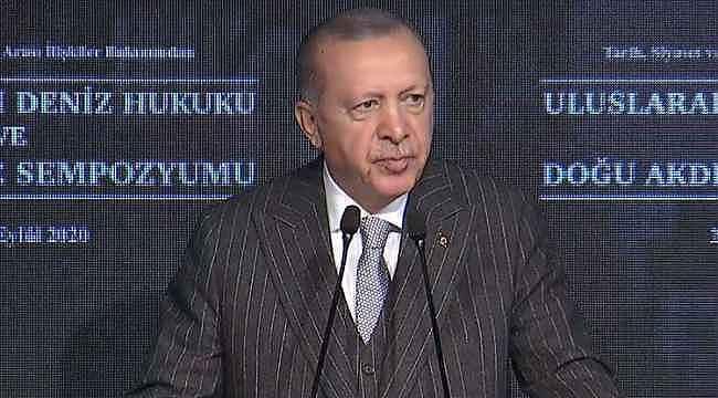 Cumhurbaşkanı Erdoğan'dan Ermenistan saldırısı sonrası sert sözler,