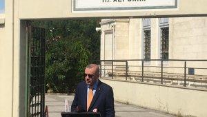 """Cumhurbaşkanı Erdoğan: """"Aşıda yılbaşından sonra bazı olumlu sinyaller alacağımızı görüyoruz"""""""
