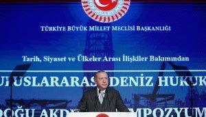 """Cumhurbaşkanı Erdoğan: """"Azerbaycan kendi göbeğini kendisi kesmek durumunda kalmıştır"""""""