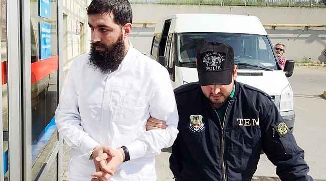 DEAŞ'ın sözde Türkiye sorumlusu Ebu Hanzala'nın cezası kesinleşti