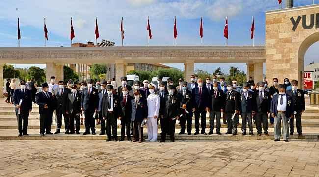 Didim'de 'Gaziler Günü' kutlandı