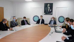 Diş Hekimliği Fakültesi binasının mimarî projesi hazır - Bursa Haberleri