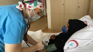 Dünyada 6'ıncı vak'a olan karaciğerde dış gebelik ameliyatını Türk Hekimleri gerçekleştirdi