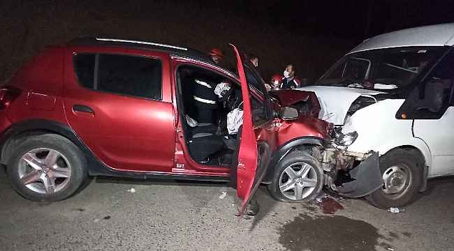 Düzce'de Ağustos ayında 193 trafik kazası meydana geldi